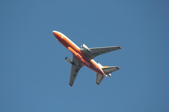 DC-10 Fire Bomber